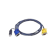 Aten 2L5202UP Intelligent USB KVM Cable