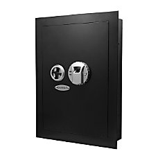 Barska Biometric Wall Safe 288 Lb