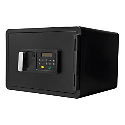 barska fireproof digital keypad safe 66 lb by office depot. Black Bedroom Furniture Sets. Home Design Ideas
