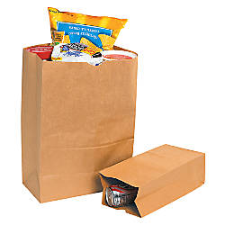 Office Depot Brand Grocery Bags 25