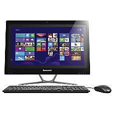 Lenovo C540 All In One Desktop