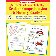 Scholastic Week by Week Homework For