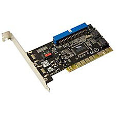 SYBA Multimedia 3 port SATAATA Controller
