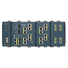 Cisco 3000 4TC Industrial Ethernet Switch