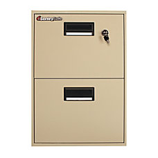 Sentry Safe Fire Water Resistant Letter