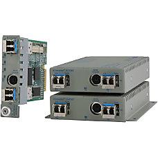 Omnitron Systems iConverter 2GXM2 Media Converter