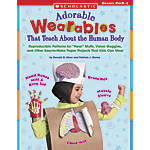 Scholastic Wearables Human Body