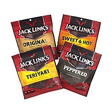 Jack Links Variety Pack Beef Jerky