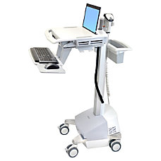 Ergotron StyleView EMR Laptop Cart SLA