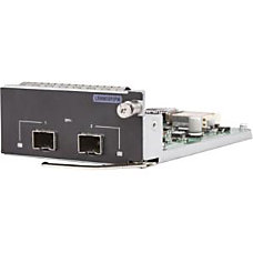HP 51305510 10GbE SFP 2 port