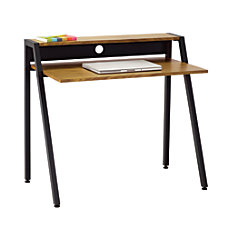 Safco Writing Desk Wood Veneer 34