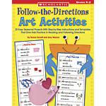 Scholastic Follow Directions Art