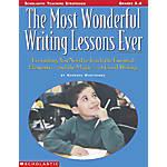 Scholastic Most Wonderful Writing
