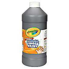 Crayola Washable Finger Paint 32 Oz