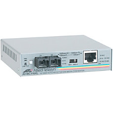 Allied Telesis AT MC116XL Fast Ethernet