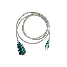 Unitech RS232 to USB Adapter Cable
