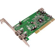 SIIG 3 Port 1394 PCI ie