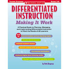 Scholastic Differentiated Instruction