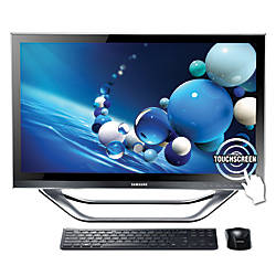 "Samsung ATIV One 7 (DP700A7D-X01US) All-In-One Computer With 27"" Touch-Screen Display & 3rd Gen Intel® Core™ i7 Processor"
