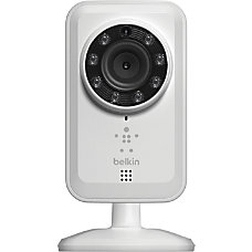 Belkin NetCam Wi Fi Camera With