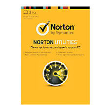 Norton Utilities 160 Traditional Disc