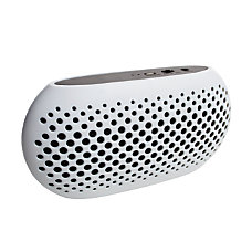 Global Universal Bluetooth Speaker White