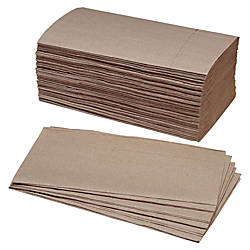 SKILCRAFT Single Fold Paper Towels 9