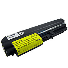 Lenmar LBLR400X Battery For IBM Thinkpad
