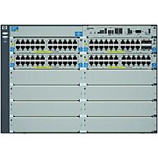 HP E5412 92G PoE4G SFP v2