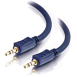 C2G 50ft Velocity 35mm MM Stereo