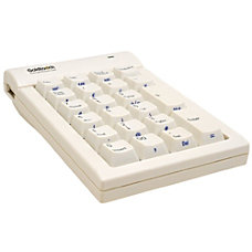 Goldtouch Numeric Keypad USB Putty PC