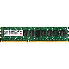 Transcend 8GB DDR3 1333 REG DIMM