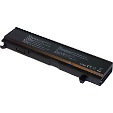 V7 Replacement Battery TOSHIBA SATELLITE A80