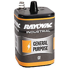 Rayovac 6V General Purpose Lantern Batteries
