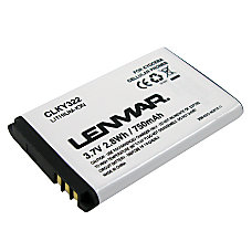 Lenmar CLKY322 Battery For Kyocera Cyclops