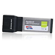 Iogear SuperSpeed USB 30 ExpressCard