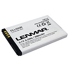 Lenmar CLLG330 Battery For LG Chocolate