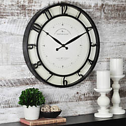 FirsTime Kensington Whisper Wall Clock 18