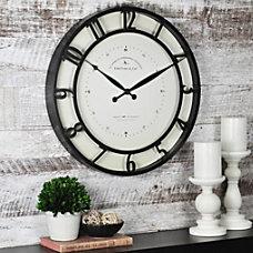 FirsTime Kensington Whisper Wall Clock 18