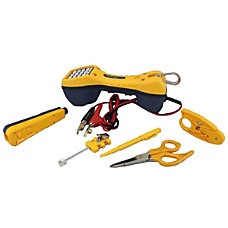 Fluke Networks Electrical Contractor Telecom Kit