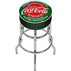 Trademark Global Coca Cola Pub Stool