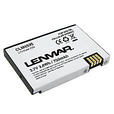 Lenmar CLM4930 Battery For Nextel i830