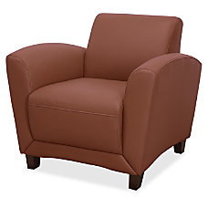 Lorell Club Chair Four legged Base