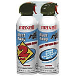 Maxell Blast Away Canned Air Duster