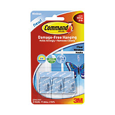 3M Command Window Hooks 4 UV