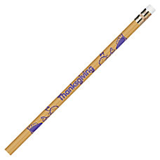 Moon Products Thanksgiving Themed Pencils 2