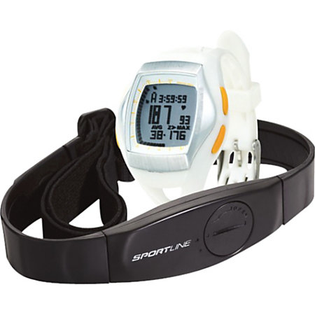sportline duo heart rate monitor manual