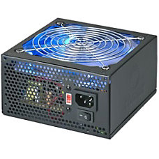 Coolmax 600W Blue LED Fan ATX
