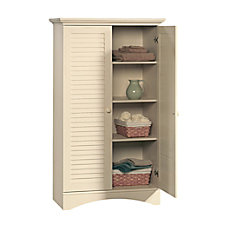 Sauder Harbor View Storage Cabinet 61