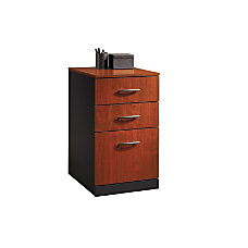 Sauder Via Pedestal 3 Drawer 28